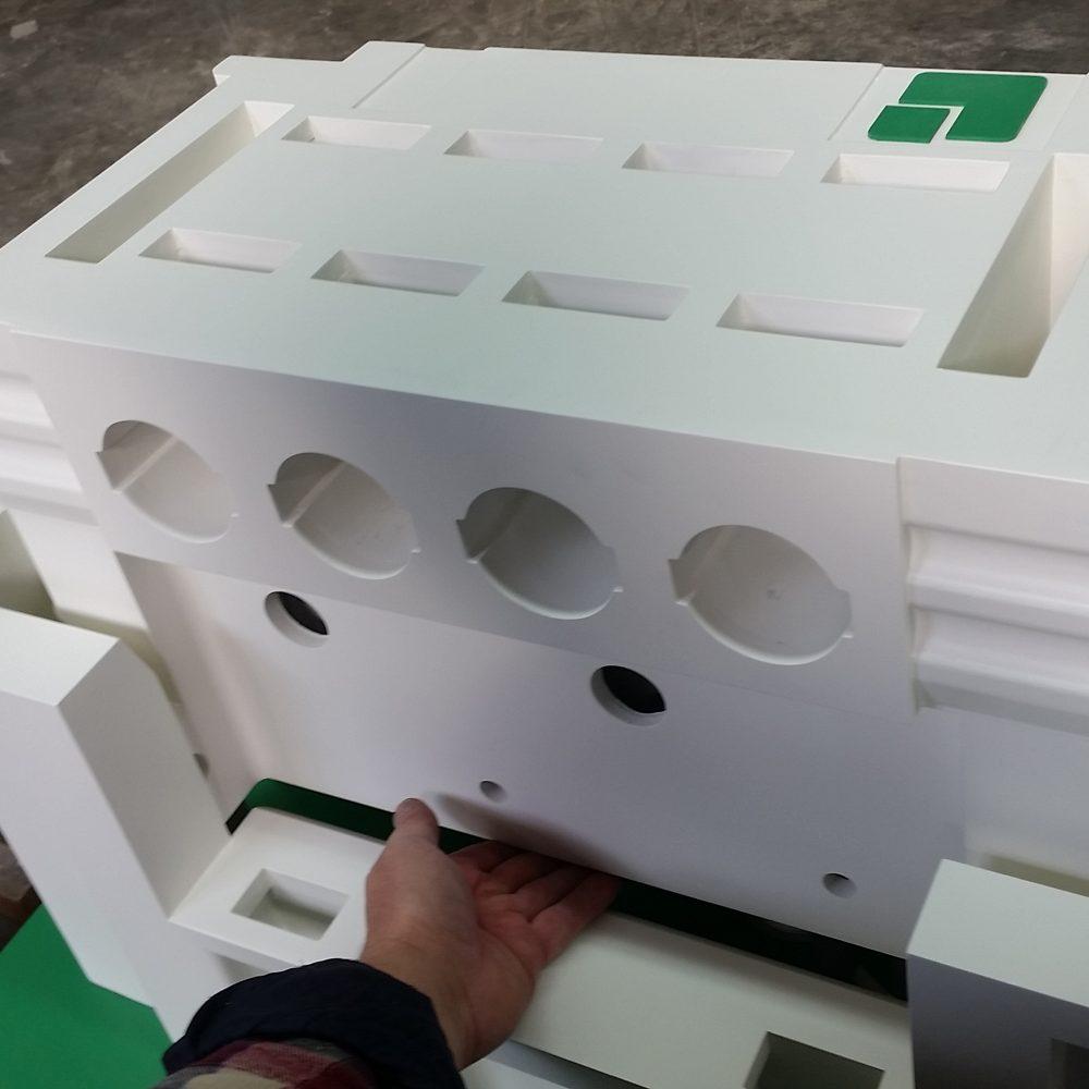 Skedd Bauphase