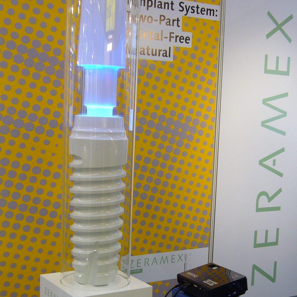 Zeramex Display