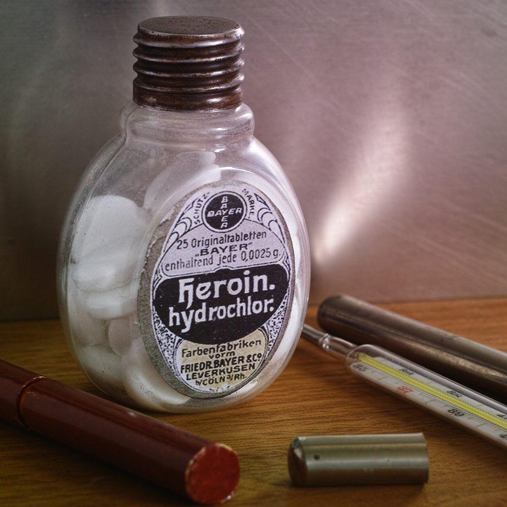 Heroin Replik