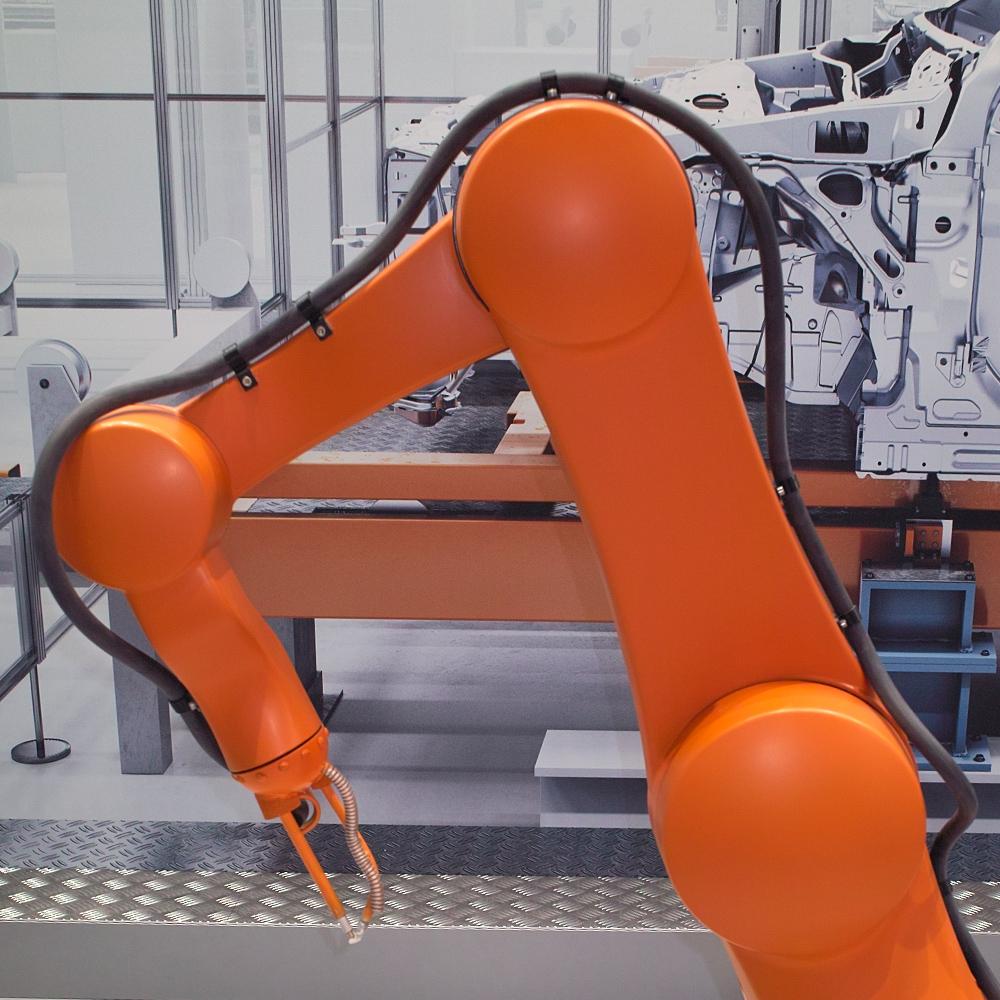Robotermodell