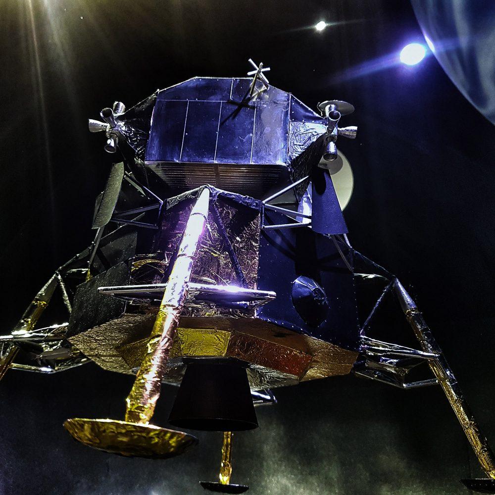 Apollo Lunar Lander Modell