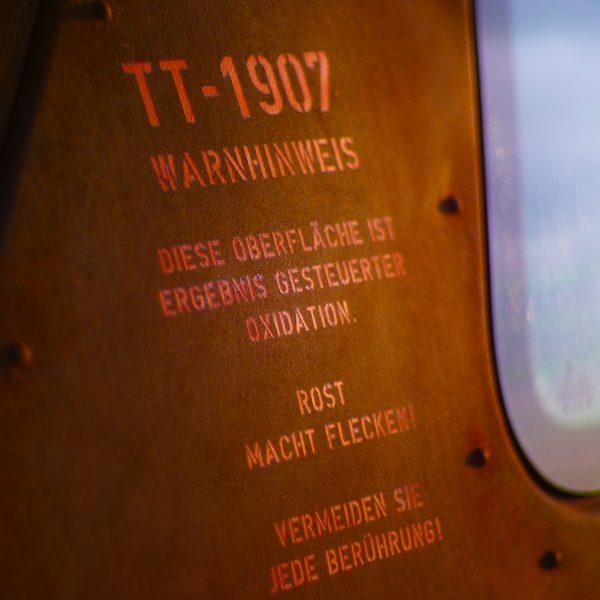 TT1907 Exponat