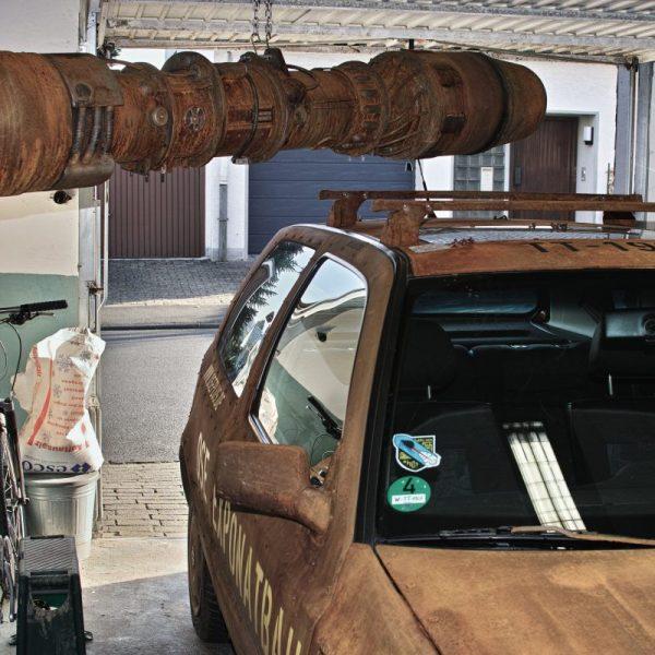 BMW003 Strahl-Turbine